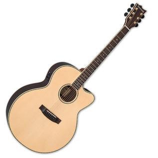 ESP LTD J-430E Tombstone Electro Acoustic Guitar, Natural