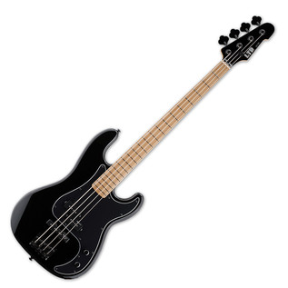 ESP LTD GC-P4 Gabe Crisp Signature Bass Guitar, Black