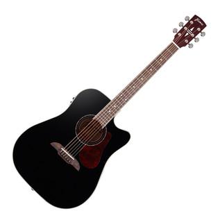 Framus Legacy Series Dreadnought Electro Acoustic Guitar, Black