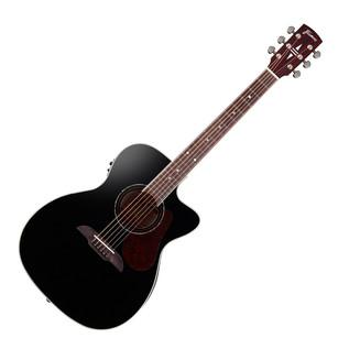 Framus Legacy Series Folk Cutaway Electro Acoustic Guitar, Black