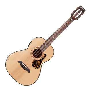 Framus Legacy Parlor Electro Acoustic Guitar, Vintage Natural Satin
