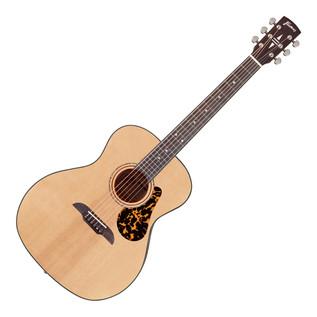 Framus Legacy Grand Auditorium Acoustic Guitar, Vintage Natural Satin