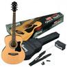 Ibanez VC50NJP Grand Concert Acoustic Guitar JamPack