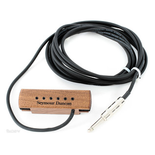 Seymour Duncan SA-3XL Adjustable Woody Pickup, Walnut