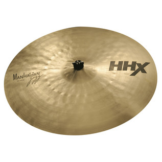HHX 22'' Manhattan Jazz Ride