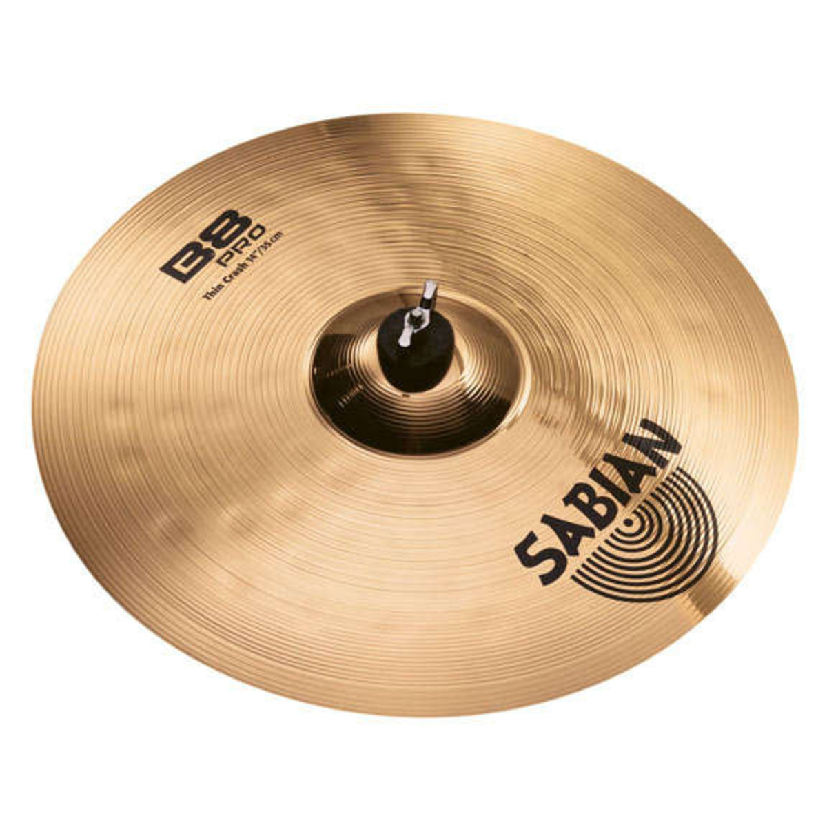 sabian b8 pro 14 39 39 thin crash cymbal at. Black Bedroom Furniture Sets. Home Design Ideas