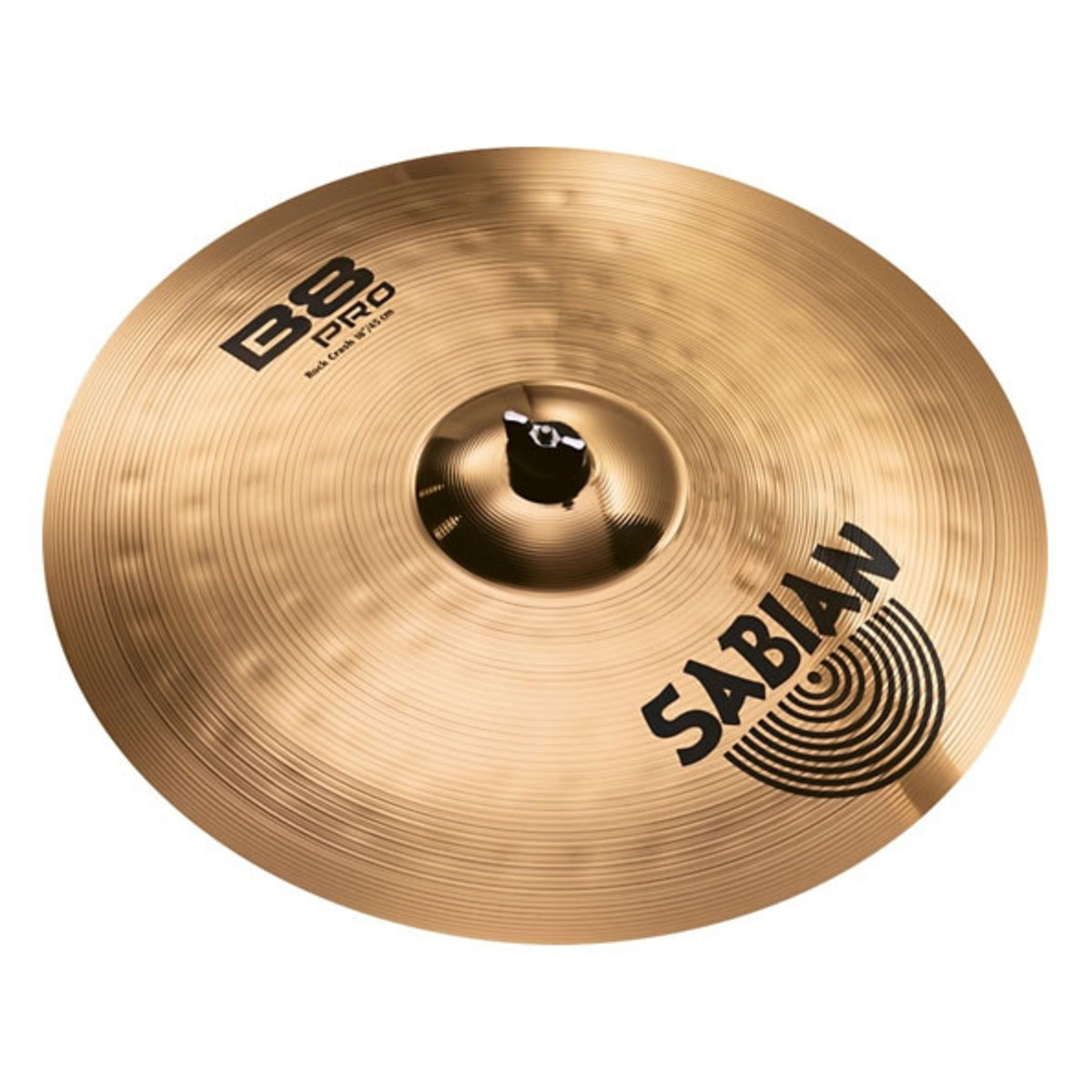 sabian b8 pro 18 39 39 rock crash cymbal at. Black Bedroom Furniture Sets. Home Design Ideas
