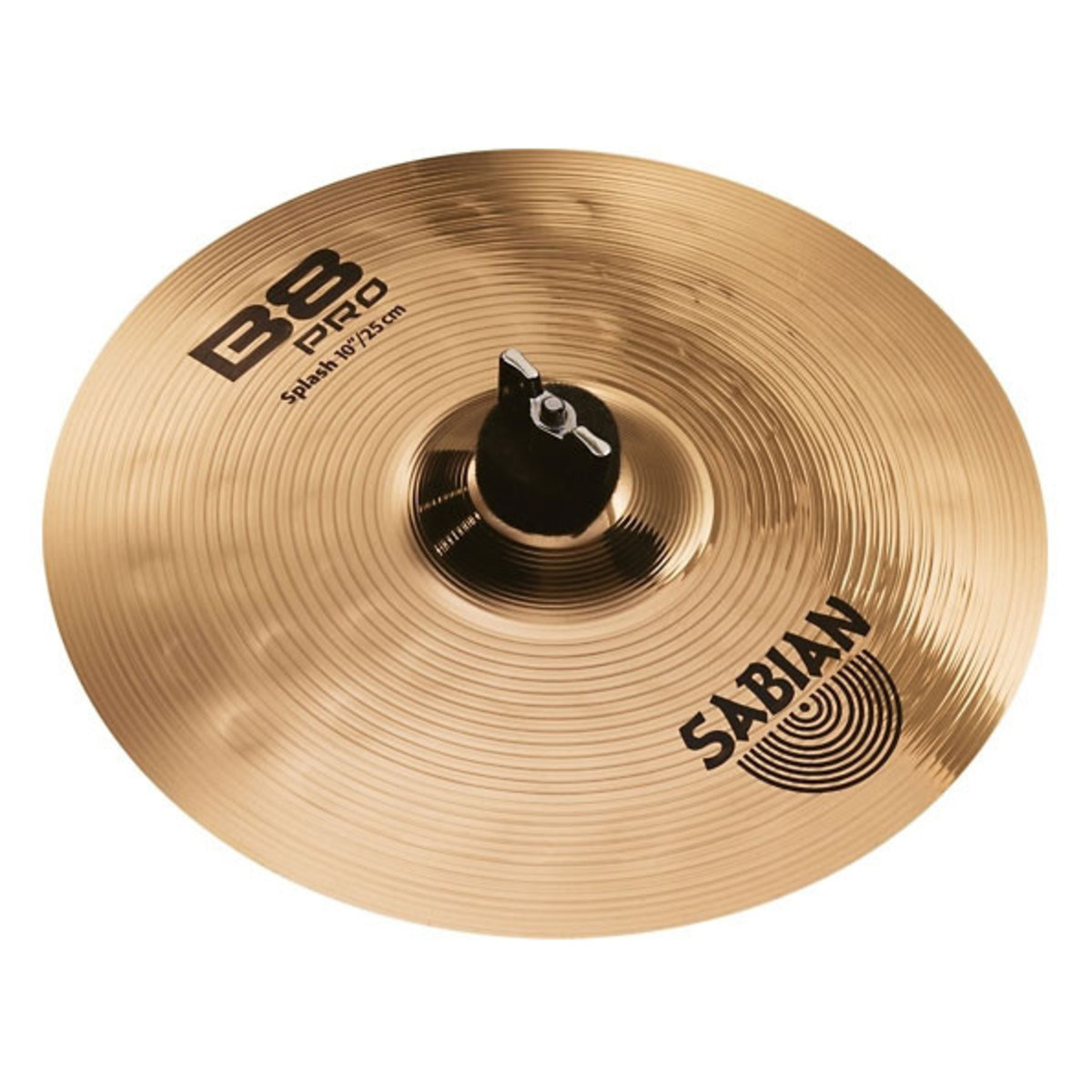 sabian b8 pro 10 39 39 splash cymbal at. Black Bedroom Furniture Sets. Home Design Ideas
