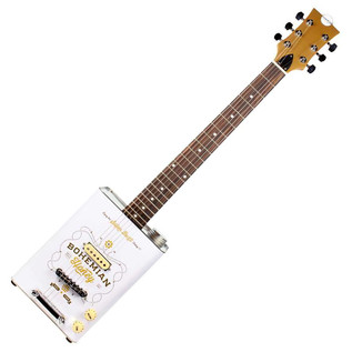 Bohemian Electric Guitar, Honey