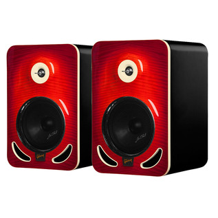 Gibson Les Paul LP8 Reference Monitors, Cherry (Pair)