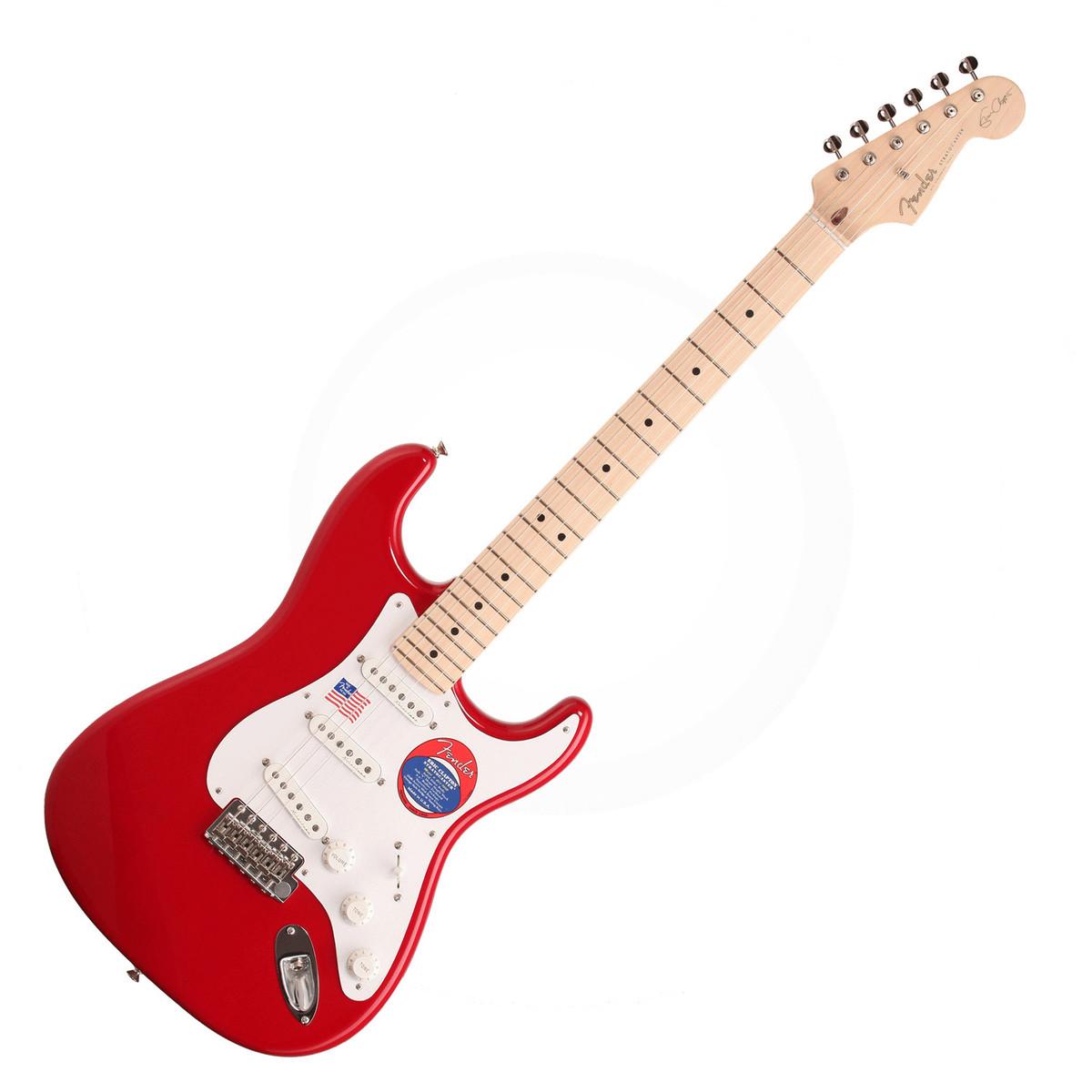 fender eric clapton stratocaster electric guitar mn torino red at. Black Bedroom Furniture Sets. Home Design Ideas