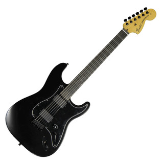Fender Jim Root Stratocaster Electric Guitar, Black