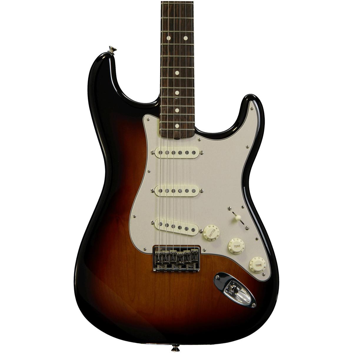 fender robert cray stratocaster electric guitar 3 colour sunburst at. Black Bedroom Furniture Sets. Home Design Ideas
