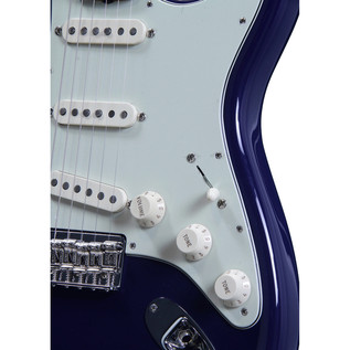 Fender Robert Cray Stratocaster Electric Guitar, Velvet