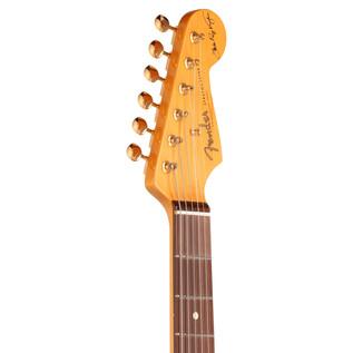 Fender Stevie Ray Vaughan Stratocaster Guitar, 3 Colour Sunburst
