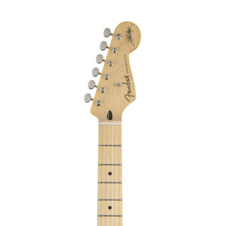 Fender Buddy Guy Polka Dot Stratocaster Guitar, Black/White Dots