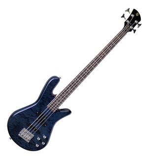 Spector Legend 4 Standard Bass Guitar, Blue Stain