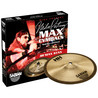 SABIAN HH haute Max Stax Cymbale Pack, la China 8'', 8'' Splash