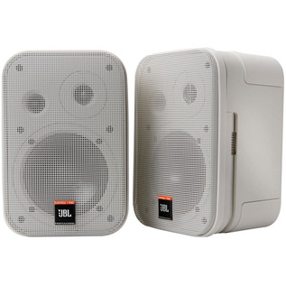 JBL Control 1 Pro Passive Installation Loudspeakers (PAIR), White