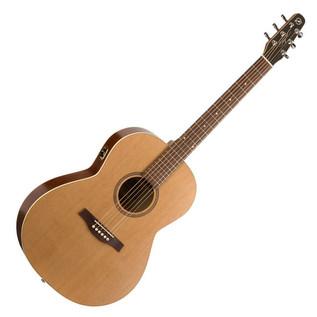 Seagull Coastline S6 Folk Cedar QI Electro Acoustic Guitar