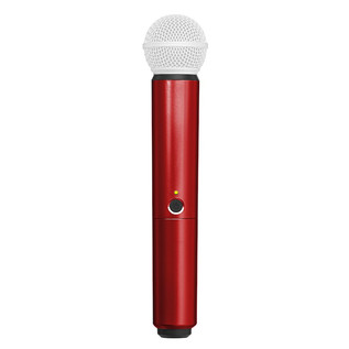 Shure BLX SM58/BETA58A Handle Components (Red)
