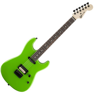 Charvel San Dimas Style 1 HS HT Electric Guitar, Slime Green