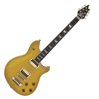 EVH Wolfgang USA Custom Relic Electric Guitar, Gold