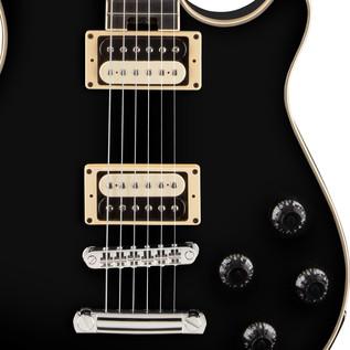 EVH Wolfgang USA Custom Deluxe Electric Guitar, Black