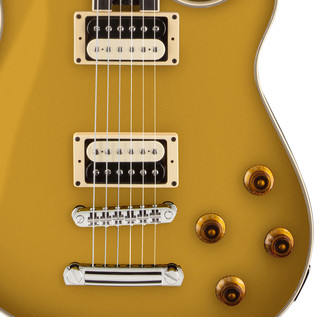 EVH Wolfgang USA Custom Deluxe Electric Guitar, Gold