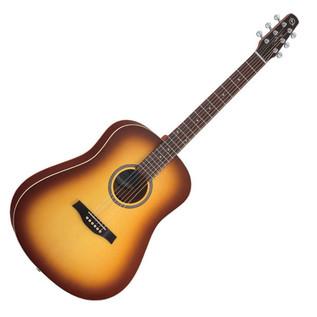 Seagull Maritime SWS Crème Brulée GT QI Electro Acoustic Guitar