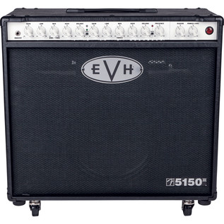 EVH 5150 III 1x12 50W Tube Combo, Black