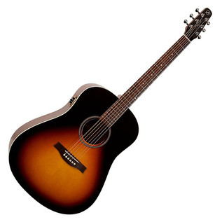 Seagull S6 Spruce Sunburst GT Electro Acoustic Guitar
