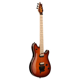 EVH Wolfgang Special Flamed Maple Guitar, MN Tobacco Sunburst