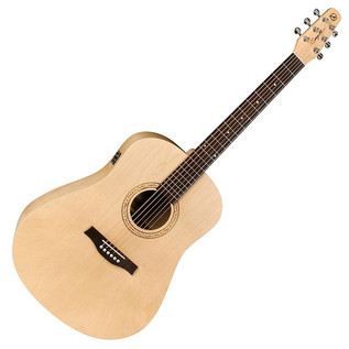 Seagull Excursion Natural SG Isys+ Electro Acoustic Guitar