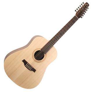 Seagull Excursion Walnut 12 SG Acoustic Guitar