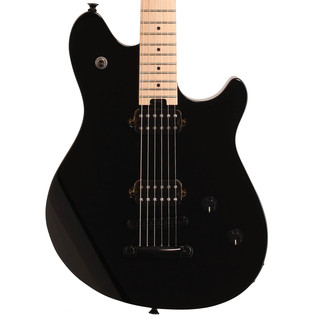 EVH Wolfgang WG-T Standard Electric Guitar, Black