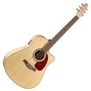Seagull Performer CW Flame Maple QI Electro Acoustic Guitar with Bag