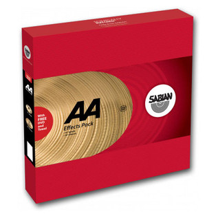 Sabian AA Metal Performance Set
