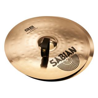 Sabian B8 Pro 16'' Marching Band Cymbals, Brilliant Finish