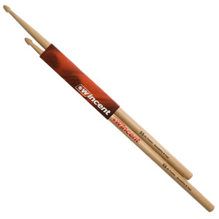 Wincent Hickory Standard XL Fusion 5A/5B Mix Drumsticks