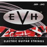 EVH    Premium nichel corde di chitarra elettrica, calibro 9-42