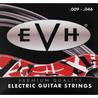 EVH    Premium nichel corde di chitarra elettrica, calibro 9-46