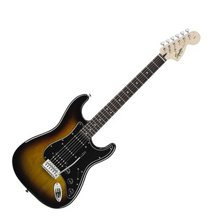 Squier Stop Dreaming, Start Playing Affinity Strat Pack, Sunburst 2