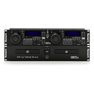 Numark CDN77USB Professional Dual USB & MP3 CD Player