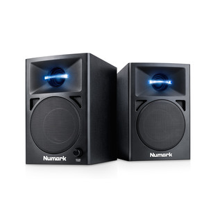 Numark N-Wave 360 Powered DJ Monitors