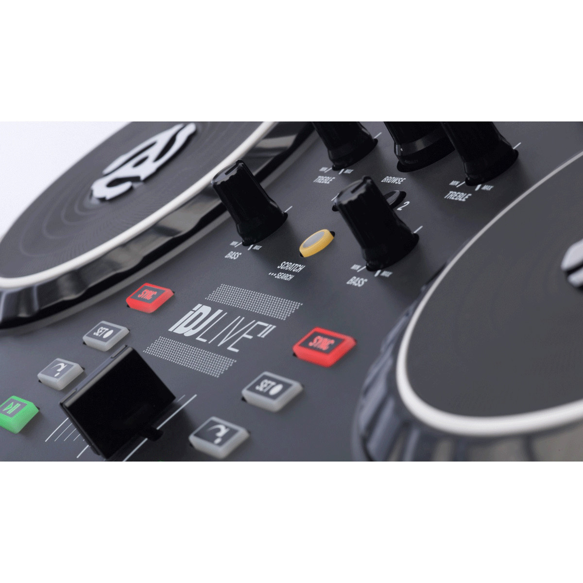 how to connect dj controller to iphone