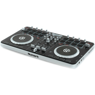 Numark Mixtrack Pro II 2-Channel DJ Controller, Free Prime Loops Pack