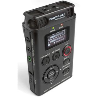 Marantz PMD620MK2 Handheld 24-Bit SD Card Recorder