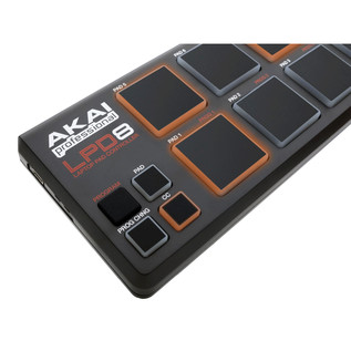 Akai LPD8 Portable Production Pad