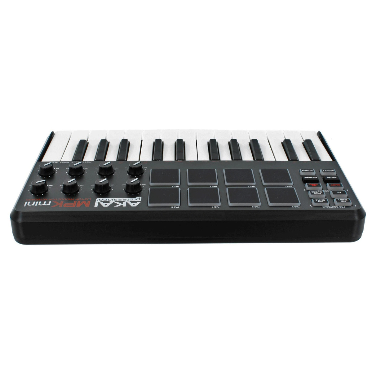 akai pro mpk mini usb midi keyboard with drum pads nearly new at. Black Bedroom Furniture Sets. Home Design Ideas